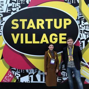 31 мая – 1 июня 2018 г. в Сколково состоялась шестая ежегодная международная стартап-конференция предпринимателей и инноваторов Startup Village 2018