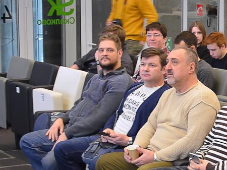 4-5 ноября 2017 г. разработчики и IT-специалисты собрались в Инновационном центре