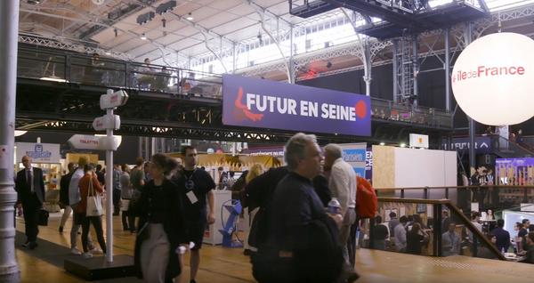 Фестиваль технологических проектов Futur en Seine