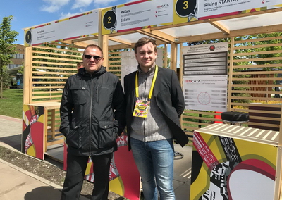 31 May – 1 June 2018 in Skolkovo took place the 6th annual international startup conference of entrepreneurs and innovators Startup Village 2018
